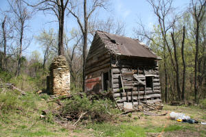 Prescott Road Log Cabin
